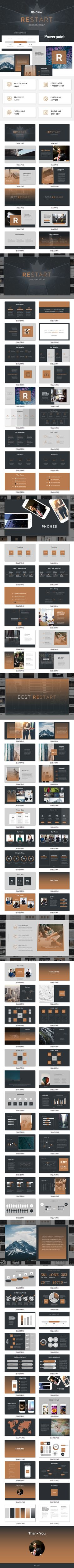 Restart - Business Powerpoint