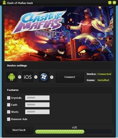 Clash of Mafias Hack Guide Free