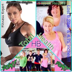 Total Health HB! The place to get healthy and fit!