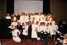 """EMA presenta su 22º edición de """"La Noche de los Chefs"""",  el evento gourmet-solidario del año - http://www.femeninas.com/la-noche-de-los-chefs/"""