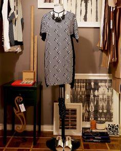 Simple Dress ORUM Modernista // Colar ORUM Paracord