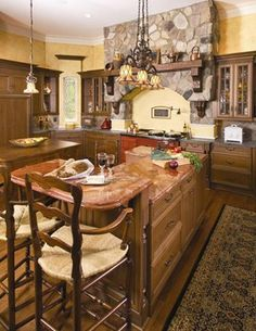Kitchen Photos Old World Tuscan Design, Pictures, Remodel, Decor and Ideas - page 182