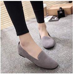 Memela Slip On Flat Shoes Casual Single Shoes