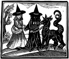 Black Dog (The Witch's Familiar)