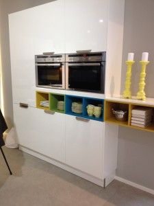 white kitchens will continue to be the most popular colour choice for kitchens but a new trend for 2014 is to intersperse modern white kitchen furniture
