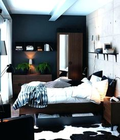 25+ Best Master Bedroom Interior Design Ideas | Young mans bedroom ...