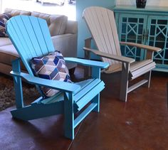 New outdoor chairs www.lifestylescomo.com