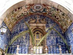 LES AZULEJOS DU PORTUGAL – Un art vivant   LUSITANIE