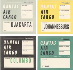 Cc @tiaratirr @aqeela_rtz » A collection of vintage luggage labels from a different time in travel and design.