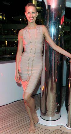 MONACO – MAY 28: Karolina Kurkova attends the JetSet Party At The F1 Grand Prix of Monaco on May 28, 2011 in Monaco, Monaco.