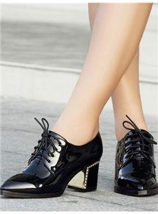 欧米セレブ愛用新品 2015早秋 真皮 復古 イングランド 尖頭 粗と ストラップ 革靴