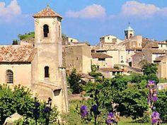 Lourmarin, France, my favorite village!