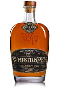 Whistlepig Rye TripleOne. You'll find my tasting notes for it at the WhiskyCast web site.