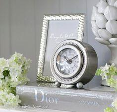 Decorative Accents, Accent Decor, Picture Frames, Clock, Home Decor, Portrait Frames, Watch, Decoration Home, Room Decor