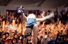 festival stereo picnic  Creado en el 2010, con artistas nacionales e internacionales.