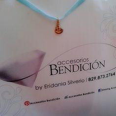 Chocker Bendición, disponibles con #delivery y #envío disponible. Cel./WhatsApp📲829.873.2764 #accesoriosbendicion #BlessingStyle #hechoamano