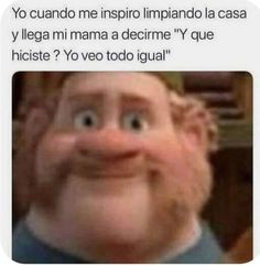 Funny Spanish Memes, Spanish Humor, Funny Relatable Memes, Funny Posts, Mexican Memes, Disney Memes, Best Memes, Funny Images, Hilarious
