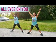 Meek Mill - All Eyes On You ft. Nicki Minaj & Chris Brown (Dance Fitness with Jessica) - YouTube