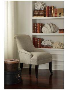 Mitchell Gold + Bob Williams Brooke Chair, avail at Port Interiors. www.port-interiors.com