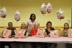 Outreach center health breast