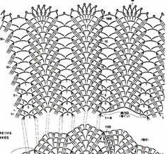 New Woman's Crochet Patterns Part 182 - Beautiful Crochet Patterns and Knitting Patterns Crochet Toddler Dress, Toddler Dress Patterns, Crochet Baby Dress Pattern, Crochet Motif, Crochet Patterns For Beginners, Easy Crochet Patterns, Knitting Patterns, Crochet Lingerie, All Free Crochet