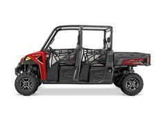 New 2016 Polaris RANGER Crew 900-5 EPS ATVs For Sale in Ohio. 2016 Polaris RANGER Crew 900-5 EPS, 2016 Polaris® RANGER Crew® 900-5 EPS Sunset Red — Starting At $16,499.00 MSRP