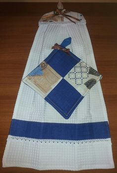 Asciugamano da cucina+presina, by francycreations non solo idee regalo, 10,00 € su misshobby.com