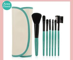 7pcs Kit Makeup Brushes Professional Set Cosmetics Essentials