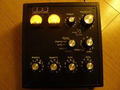 Compact Disco Soundsystem prototype  Custom built 4 channel, chip based design.