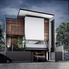 11 Stylish Modern Minimalist House Architecture That Cool And Trendy – decoratoo 11 Stilvolle moderne minimalistische Hausarchitektur, die cool und trendy ist – decoratoo Interior Design Minimalist, Modern Minimalist House, Minimalist Kitchen, Minimalist Bedroom, Minimalist Decor, Modern Tropical House, Modern House Design, Contemporary Architecture, Interior Architecture