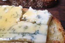 Blue Cheese & Honey Bruschetta