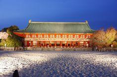 #Kyoto #Heianjingu