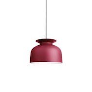 Matte Marsala pendant light. Elegant colour with Scandinavian design.