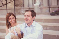 Emily and Kyle's Engagement  Family Photos Cleveland, Ohio © audrey tyler jones