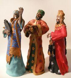 Los Reyes Mago by Olga Ayala