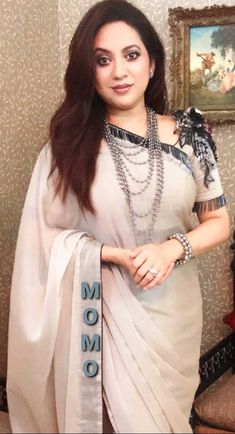 Sari, Vidya Balan, Beauty, Hot, Fashion, Saree, Moda, Fashion Styles, Beauty Illustration