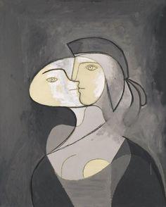Picasso L'accordéoniste, 1911