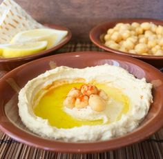 The only hummus recipe you'll ever need.