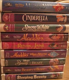 I want to have a disney movie weekend!