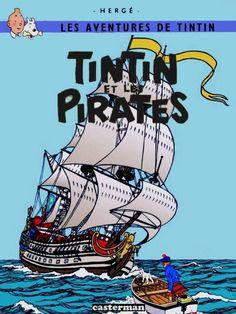 Les Aventures de Tintin - Album Imaginaire - Tintin et les Pirates