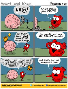 The Awkward Yeti ahahahaha :D