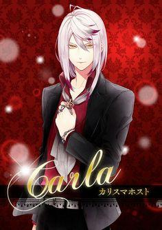 Diabolik Lovers Club - Carl Tsukinami (Unedited)