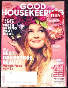 Good Housekeeping Magazine  May 2016