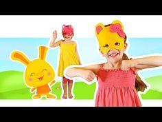 Titounis Gym - Danse, Comptines à gestes, Yoga et Gym pour bébés - Méli et Touni - YouTube