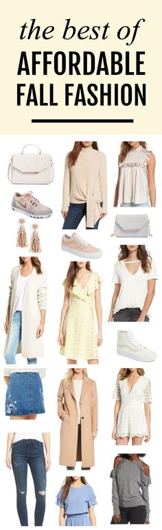 So many steals! Boho Outfits, Cute Outfits, Fashion Outfits, Fashion Tips, Women's Fashion, Nordstrom Jeans, Nordstrom Sale, Affordable Clothes, Affordable Fashion