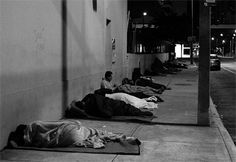 """""""Our progress in the fight against homelessness has been significant, but our work is not complete until no Veteran has to sleep on the street.""""    — Secretary Of Veterans Affairs Eric K. Shinseki"""