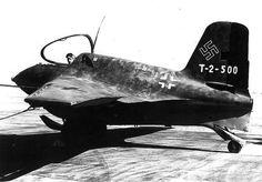 Messerschmitt Me163 Komet