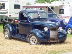 When my love of old trucks began...my first pickup...39 Chevy