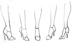 Fashion Illustration for Designers & Illustrators: Hands & Feet