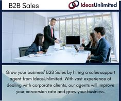 Grow your business' Sales by hiring a sales support agent from IdeasUnlimited. With vast experience of dealing with corporate clients, our agents will improve your conversion rate and grow your business. Customer Experience, Customer Service, Data Cleansing, How To Juggle, Value Proposition, Sales Tips, Growing Your Business, Online Business, Improve Yourself